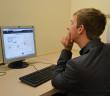 Students use LinkedIn