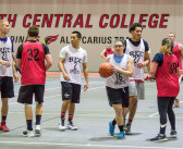 Intramural sports provide competitive outlet for students