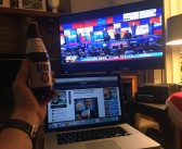Putting the Republican debate drinking game to the test