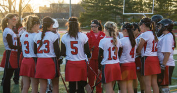 Women's lacrosse finishes its season strong