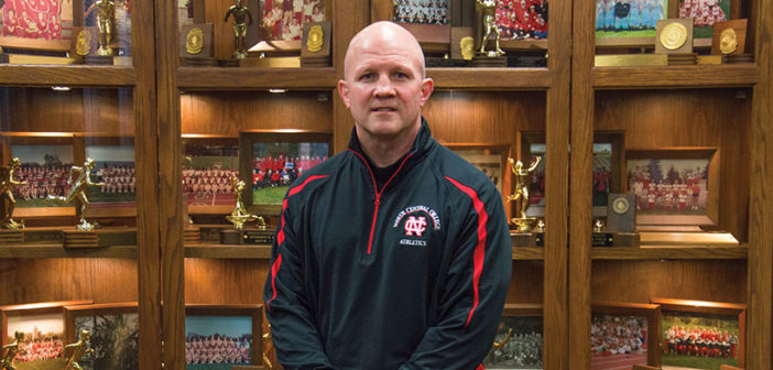 Athletic director celebrates 30 years at North Central