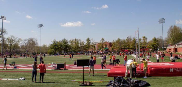 Ncc Men Lead Cciw Track Field Championships After Day 1