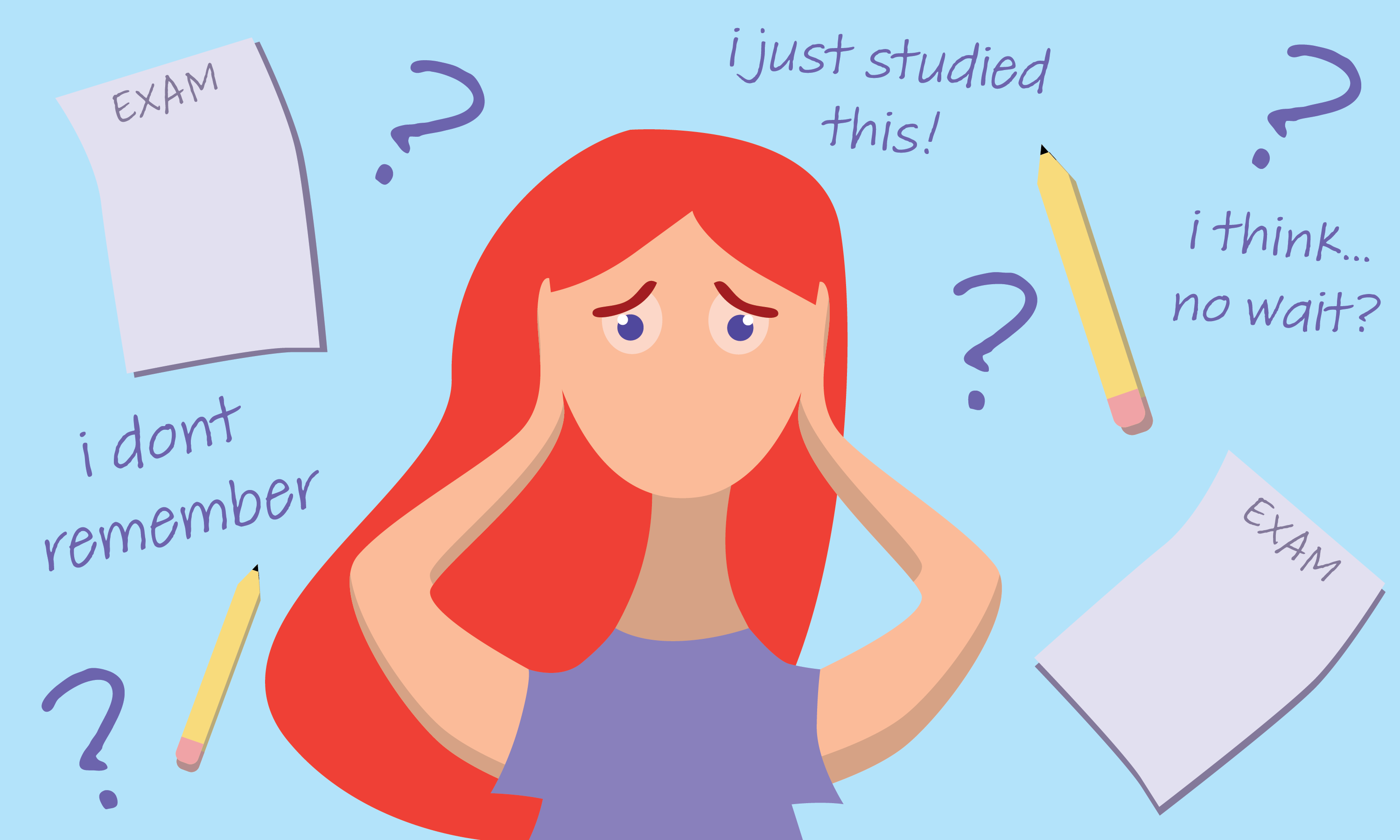 Dyson counselor discusses test anxiety among students